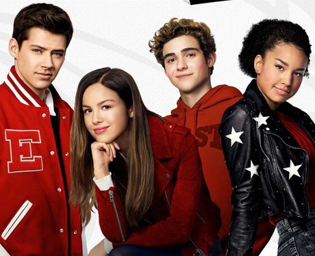 High School Musical: The Series cast Disney+