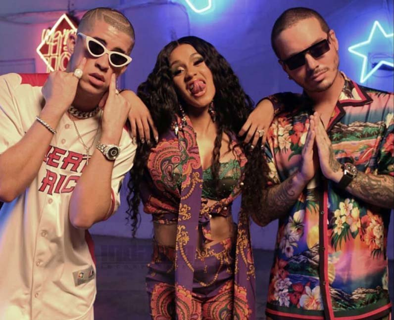 Bad Bunny I Like It Cardi B J Balvin