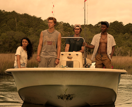 Netflix outer banks cast