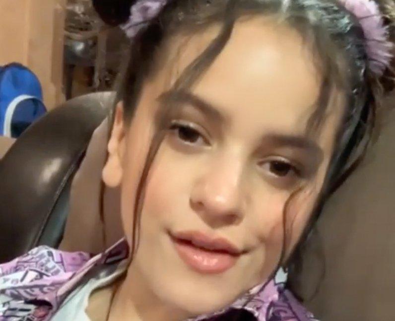 Rosalía Instagram Twitter Snapchat social media