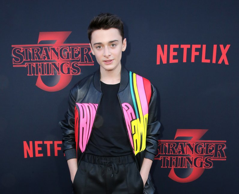 Noah Schnapp movies and tv shows