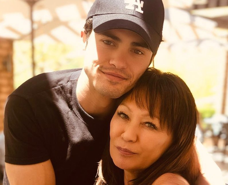 Darren Barnet ethnicity japanese american