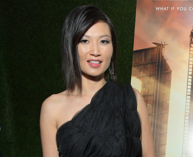 Who plays Anna May Wong in Hollywood? Michelle Kru