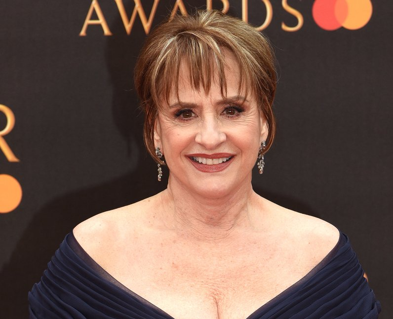 Who plays Avis Amberg in Hollywood? Patti LuPone