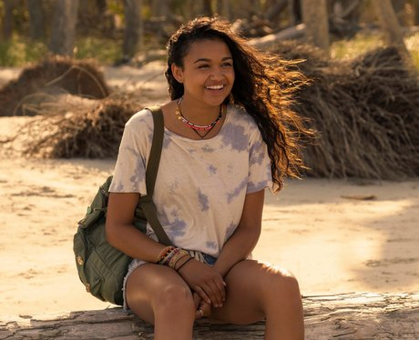 Madison Bailey Outer Banks Kiara actress