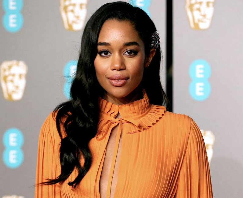 Laura Harrier nationality