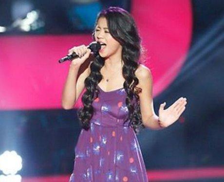 Leah Lewis The Voice singer