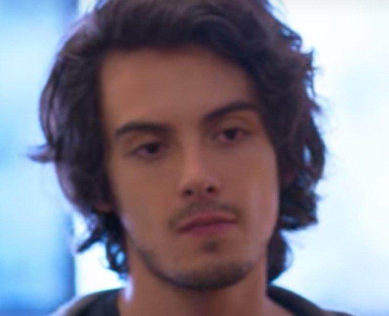 Control Z Ernesto actor Xabiani Ponce de León
