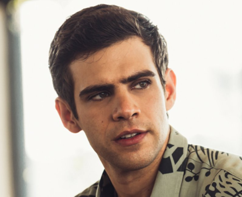Control Z Pablo actor Andrés Baida
