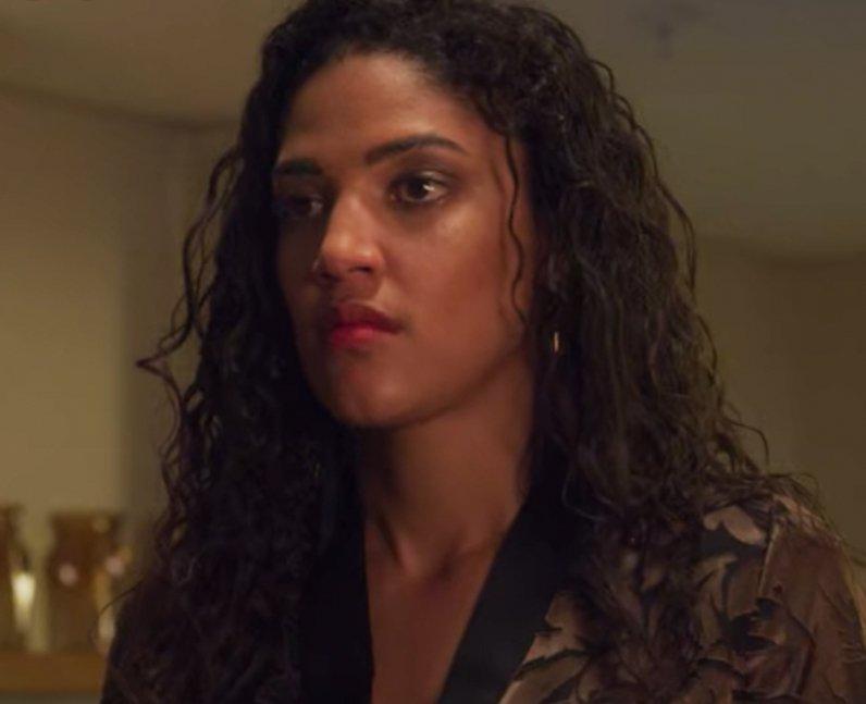 Blood and Water actress Shamilla Miller