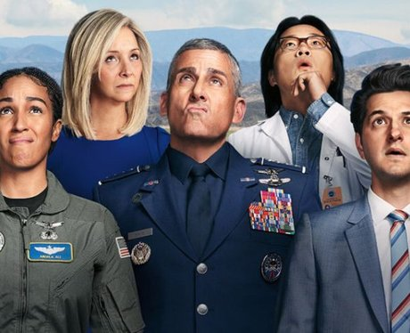 Space Force Cast