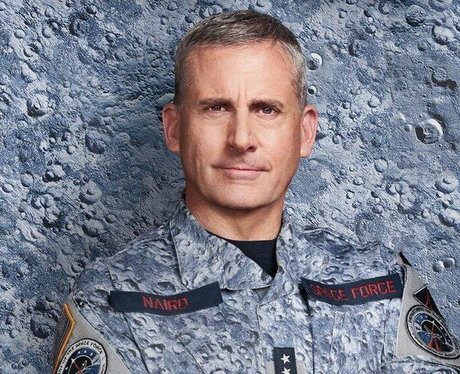 Space Force mark actor who plays mark Steve carrell