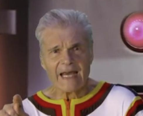 Space Force who plays Fred Willard