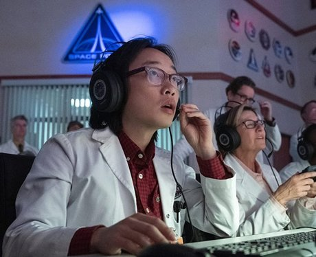 Space Force doctor chan jimmy o yang