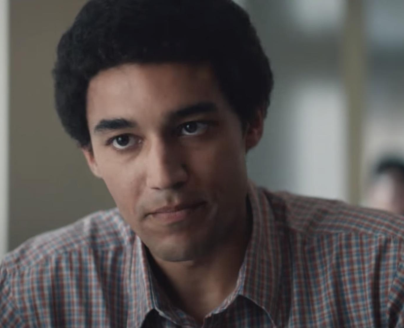 Devon Terrell as young Barack Obama in Barry