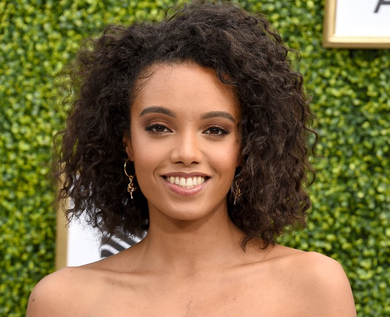 Maisie Richardson-Sellers graduated from Oxford in
