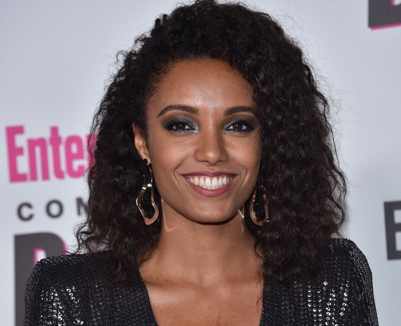 Where is Maisie Richardson-Sellers from?