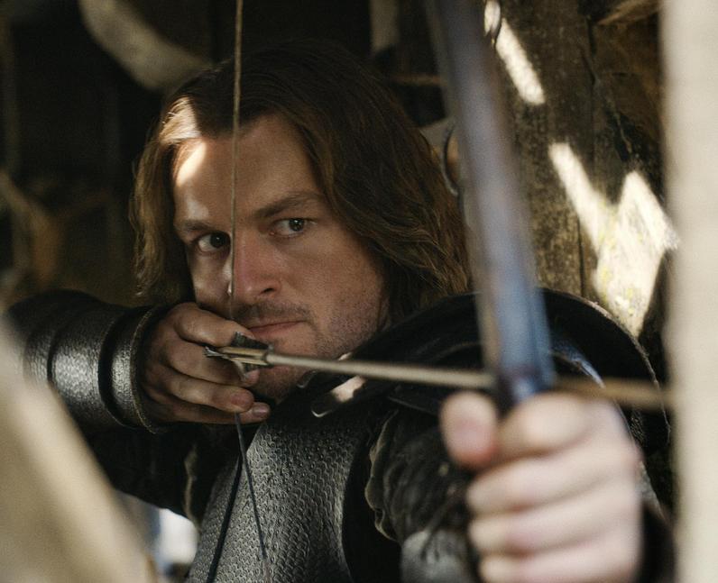 Who plays Gawain in Cursed? - Matt Stokoe