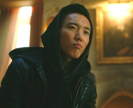 Justin H Min as Ben Hargreeves in The Umbrella Aca