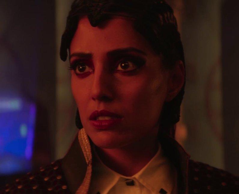 Ritu Arya Gat Dr Who - Who did Ritu Arya play in D