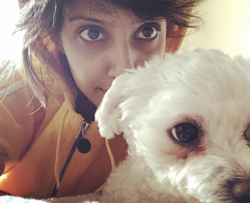 Ritu Arya Instagram - What is Ritu Arya's Instagra