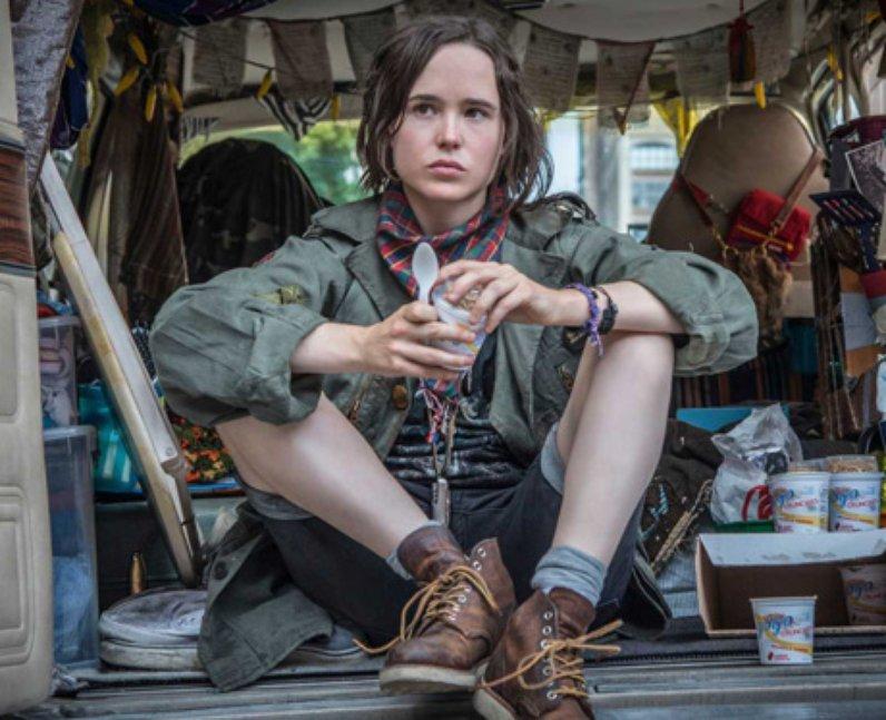 Ellen Page movies TV shows tallulah