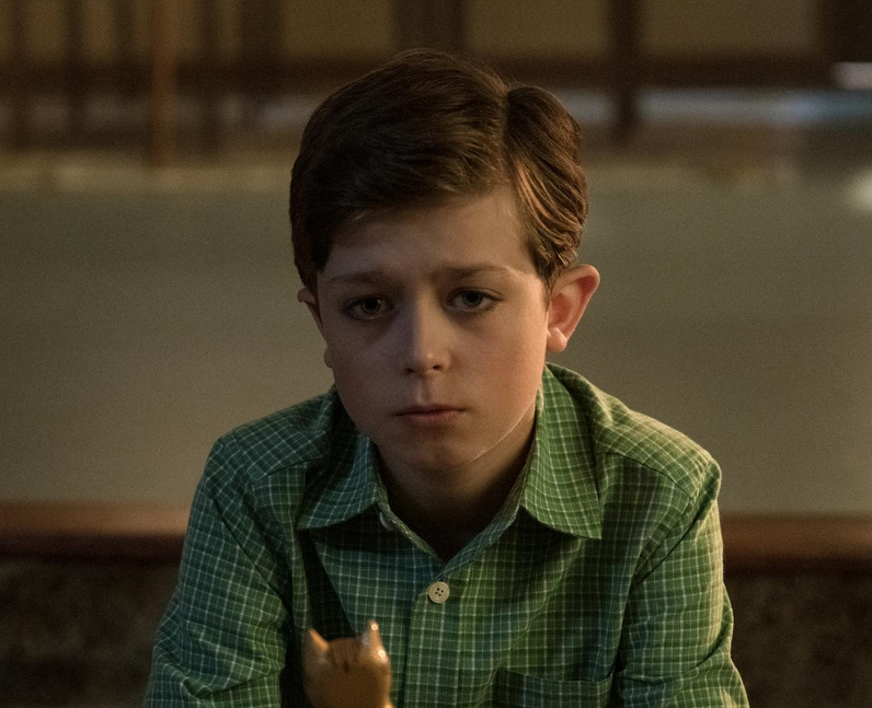 Who plays Harlan in The Umbrella Academy? - Justin