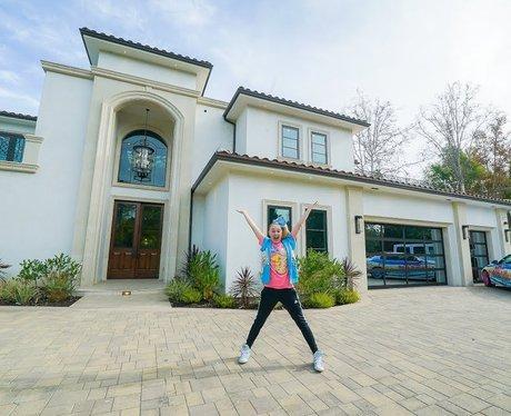 jojo siwa house where does she live