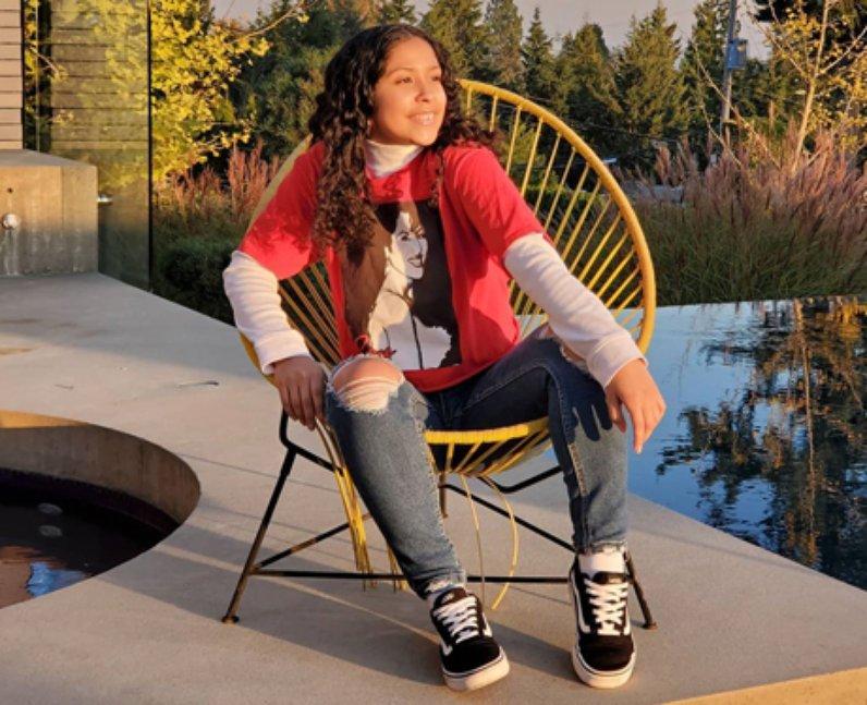 Madison Reyes height