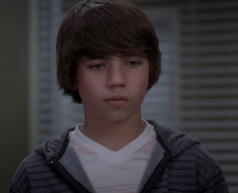 Tanner Buchanan in Grey's Anatomy