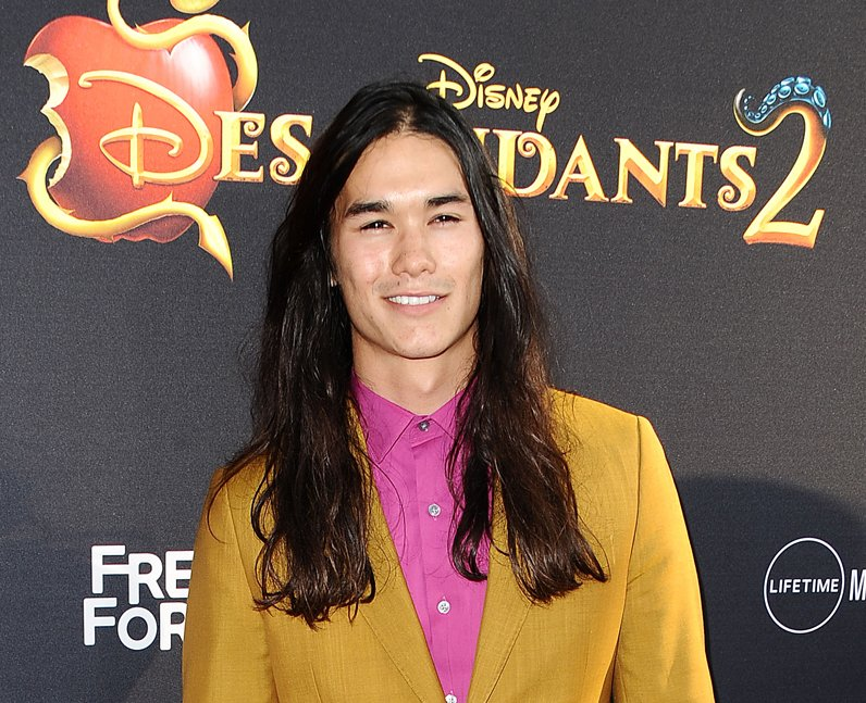 Booboo Stewart nationality ethnicity where from