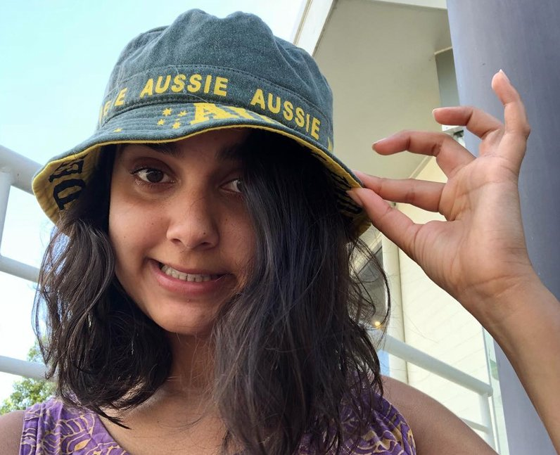 Geraldine Viswanathan nationality ethnicity where