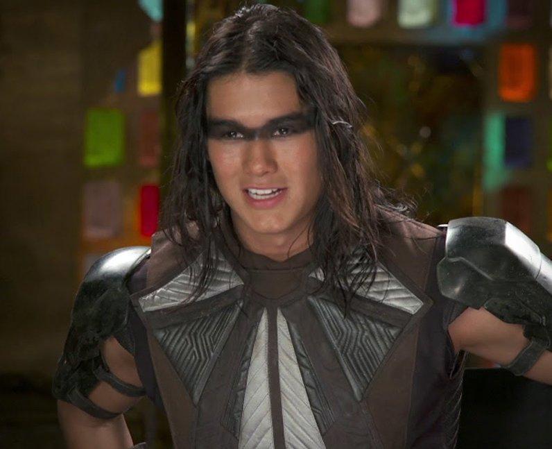 Booboo Stewart X-Men Warpath actor