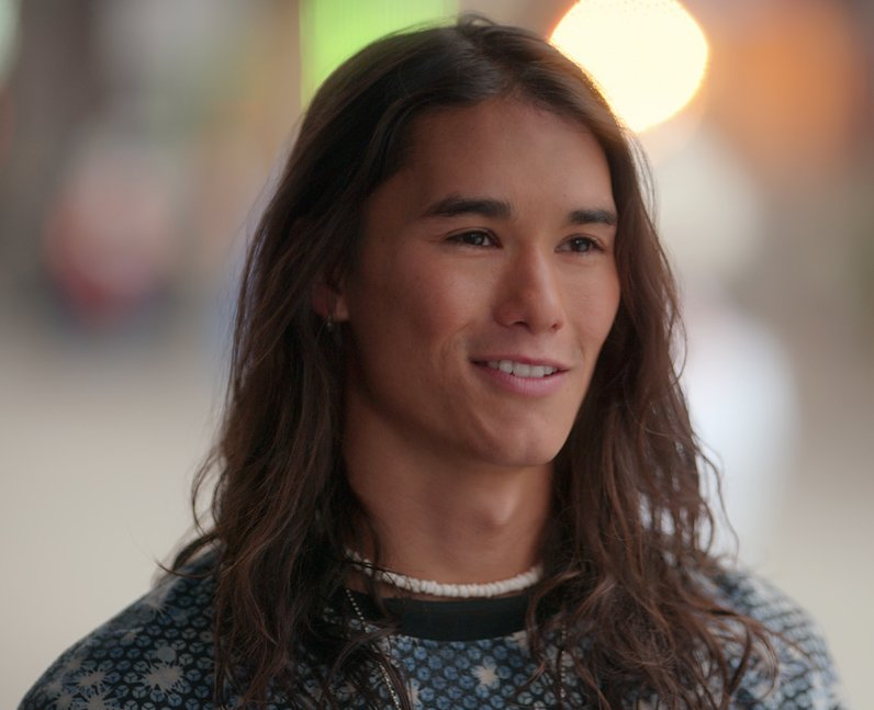 Booboo Stewart Julie and the Phantoms Willie actor