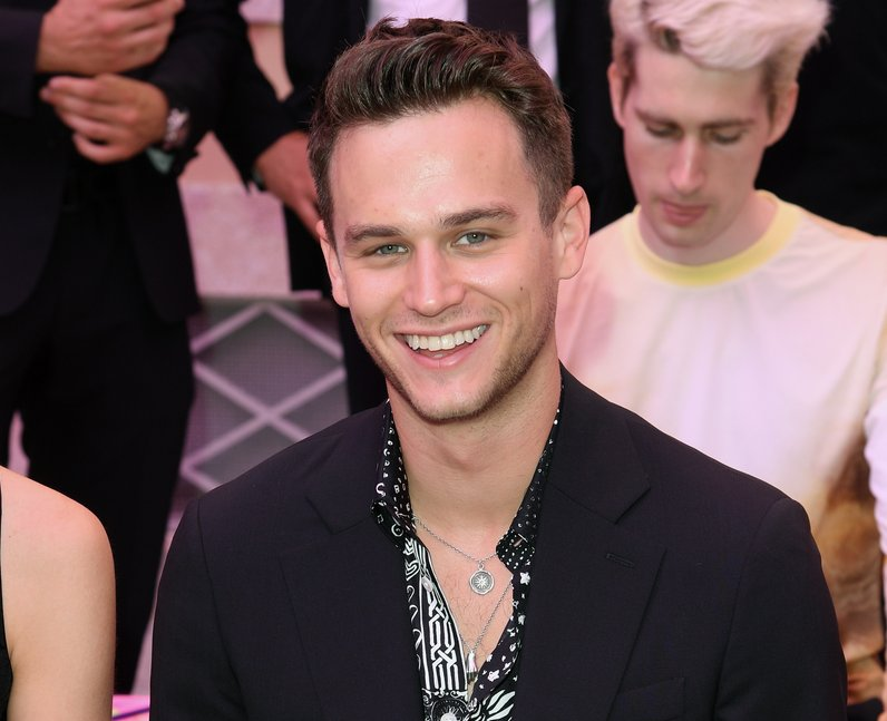 Brandon Flynn relationships