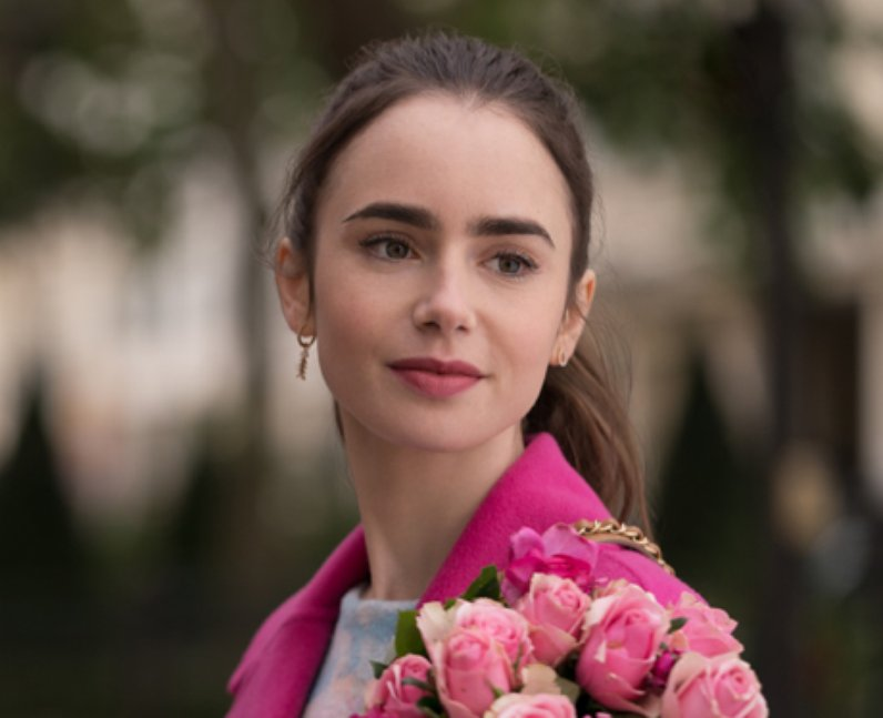 Emily in Paris Emily actress Lily Collins
