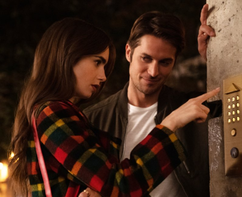 Lucas Bravo Emily in Paris Gabriel actor