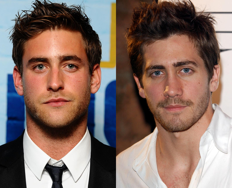 Are Oliver Jackson-Cohen and Jake Gyllenhaal relat