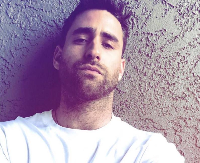 Oliver Jackson-Cohen Instagram handle