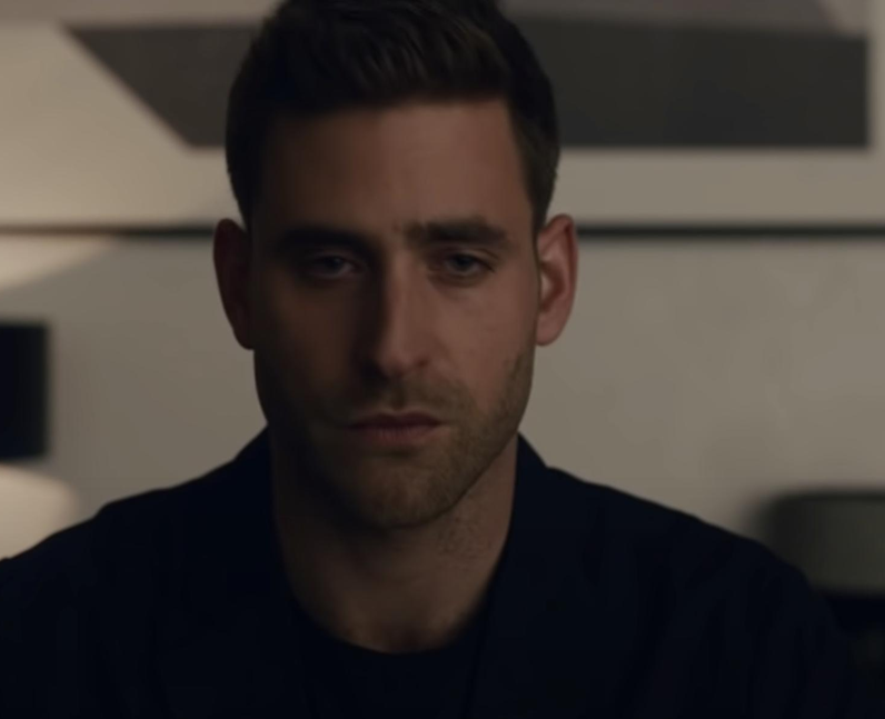 Oliver Jackson-Cohen plays Adrian Griffin in The I
