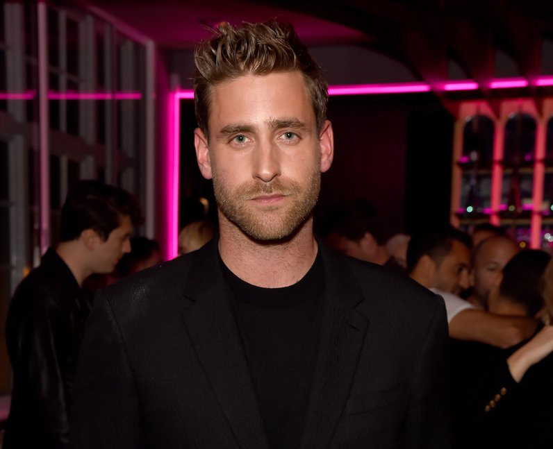 What is Oliver Jackson-Cohen's real accent?