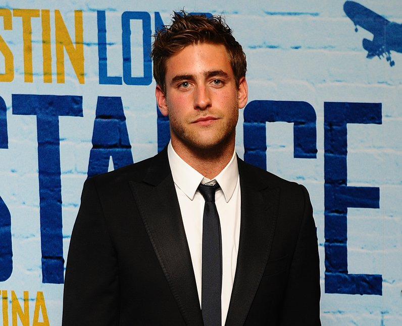 Who did Oliver Jackson-Cohen play in Hollyoaks?
