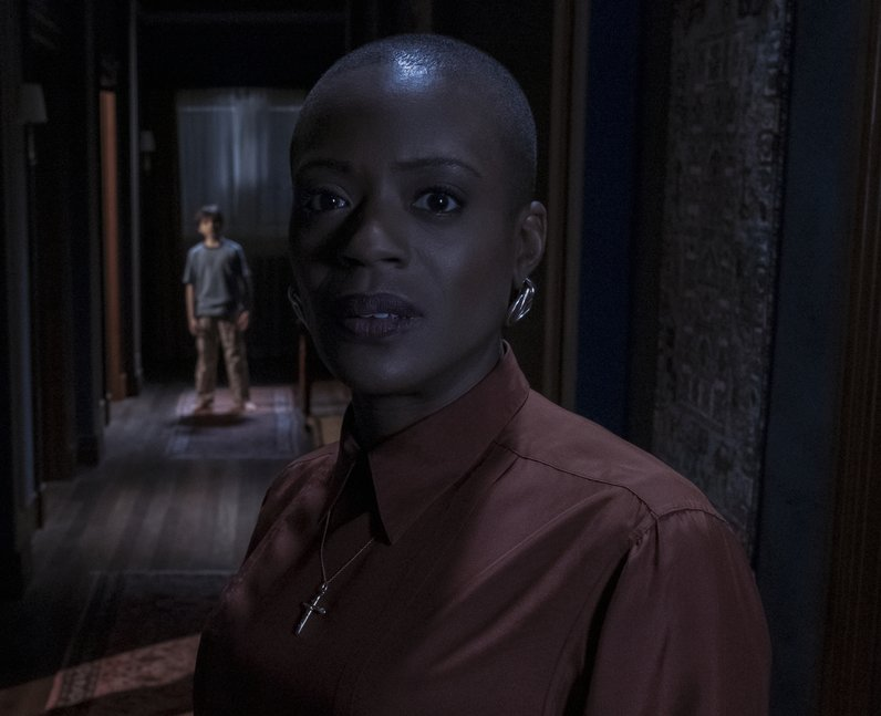 Who plays Mrs Grose (Hannah) in Haunting of Bly Manor? - T'Nia Miller