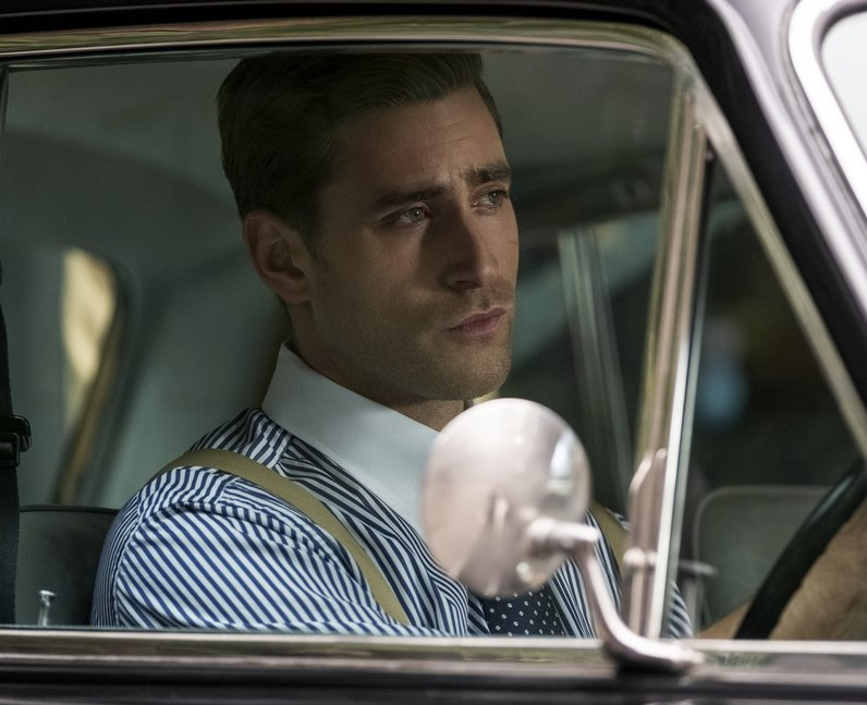 Who plays Peter Quint in Haunting of Bly Manor? - Oliver Jackson-Cohen