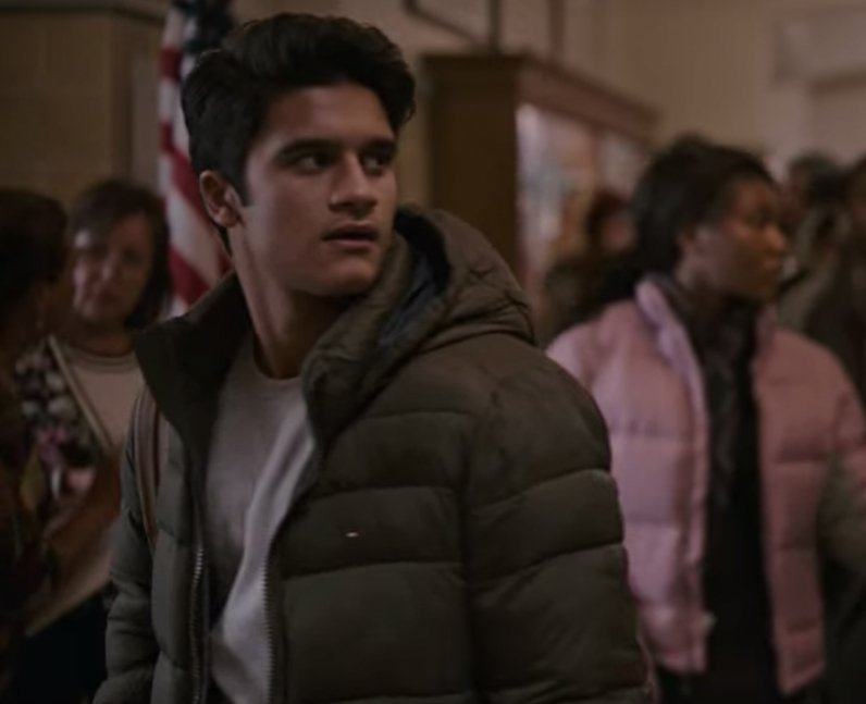 Amir Bageria gay character