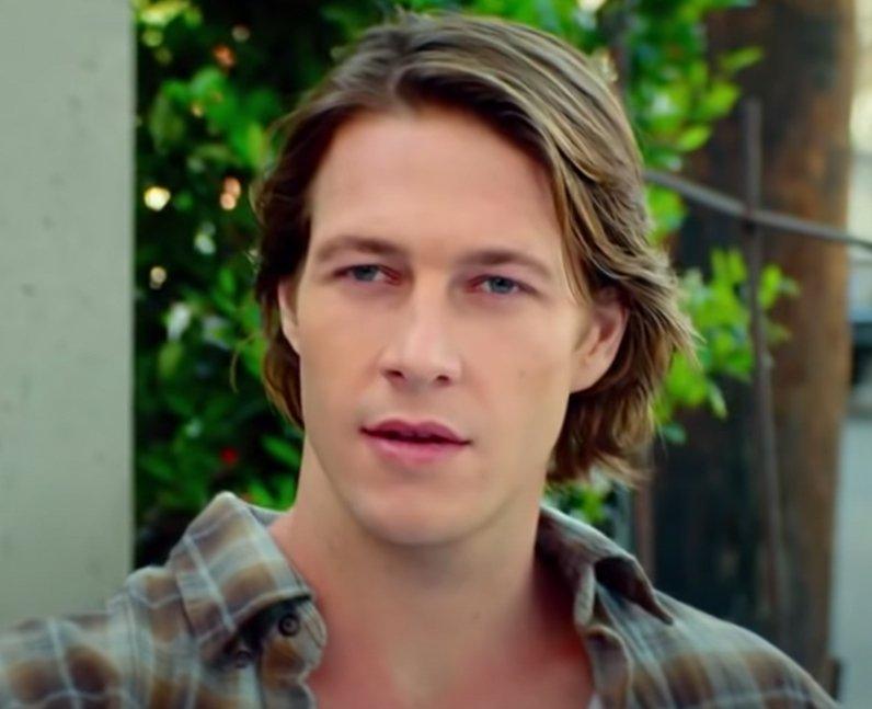 Luke Bracey The Best of Me Dawson actor