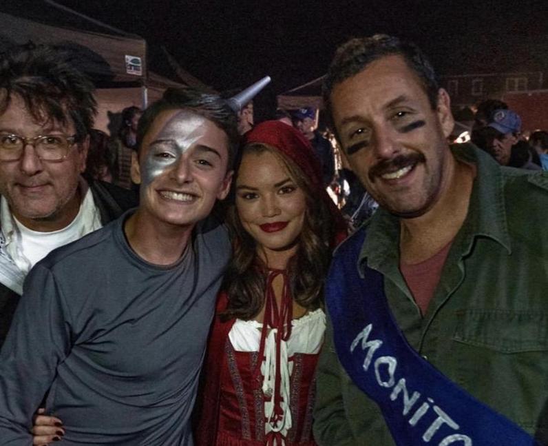 Noah Schnapp as Tommy in Hubie Halloween