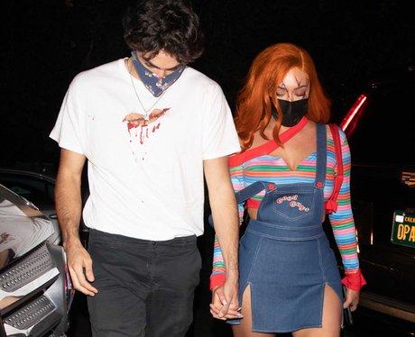 Stassie Karanikolaou and Noah Centineo dating boyfriend