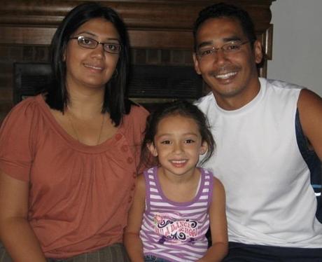 Avani Gregg parents: Anisha and Lewis
