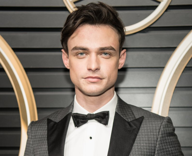 What is Thomas Doherty's net worth?